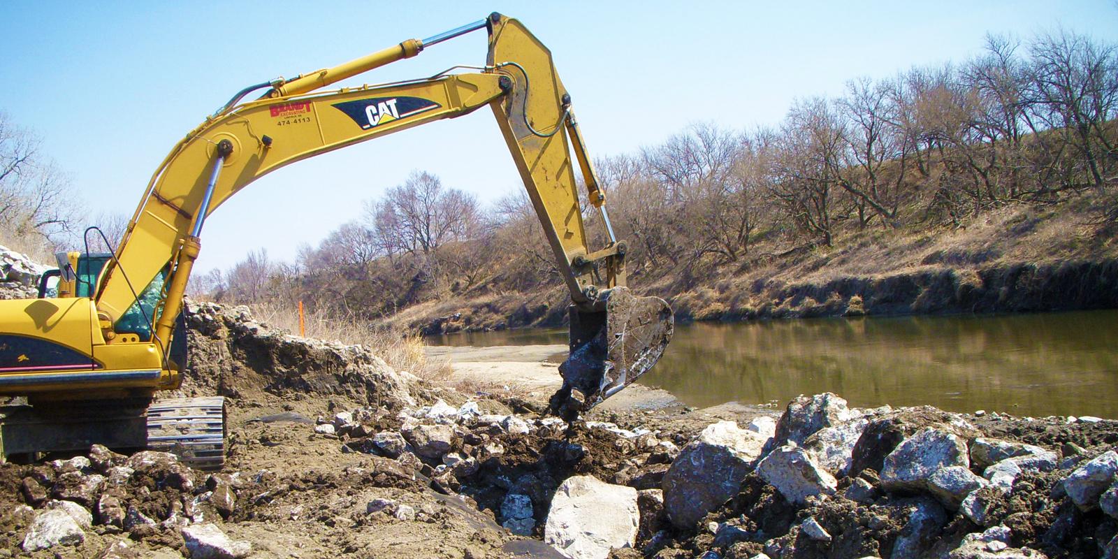 About Brandt Excavating